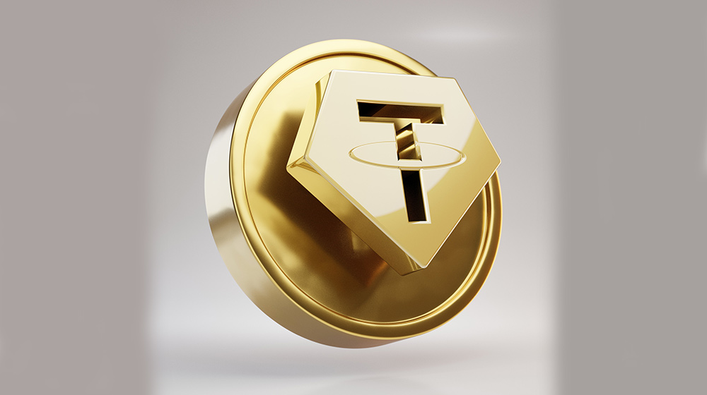 tether investice