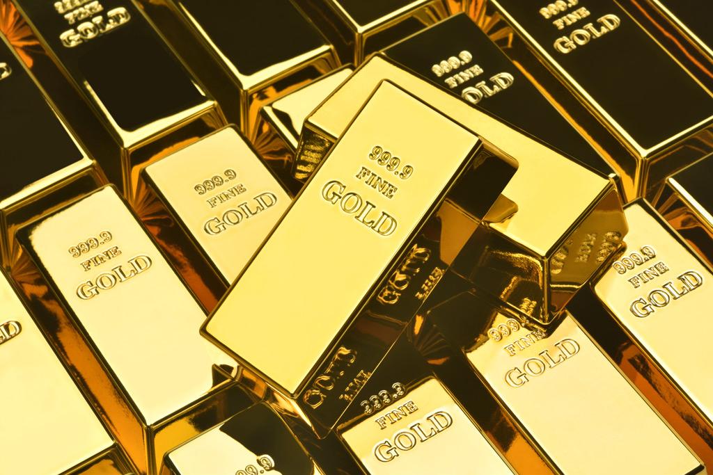 zlate slitky